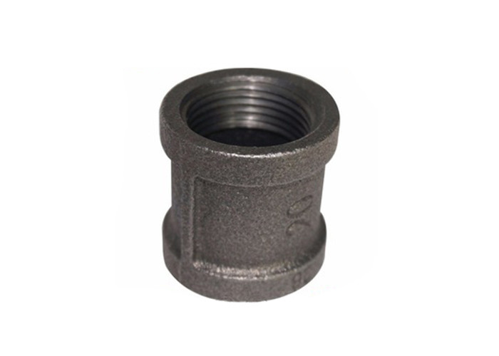 Anti Rust Natural Gas Pipe Fittings Socket Weld Reducing Coupling Shock Absorption