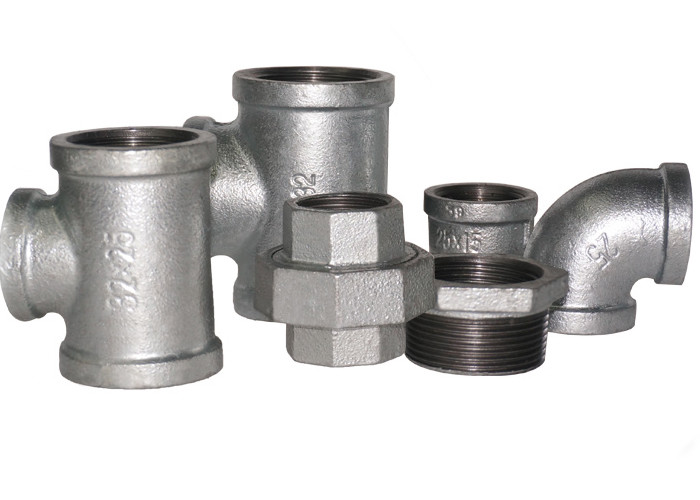 DIN standard malleable iron pipe fittings malleable iron union malleable elbow